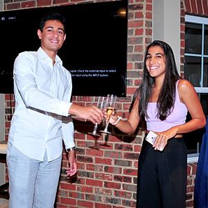 Meera & Vinay Graduation 2020