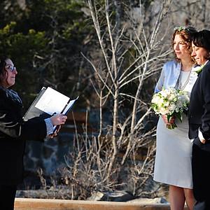 Eva and Tracy Wedding