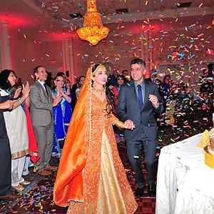 Sheena & Farhan Wedding Reception