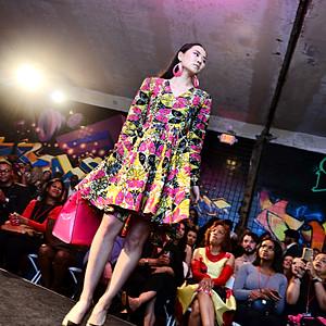 Fashion Show at Dupont Underground