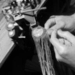 candice jean tissage bijou tissé fabrication française