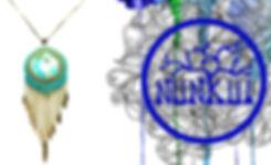 bijoux nunkui création collier boucle oreille bracelet