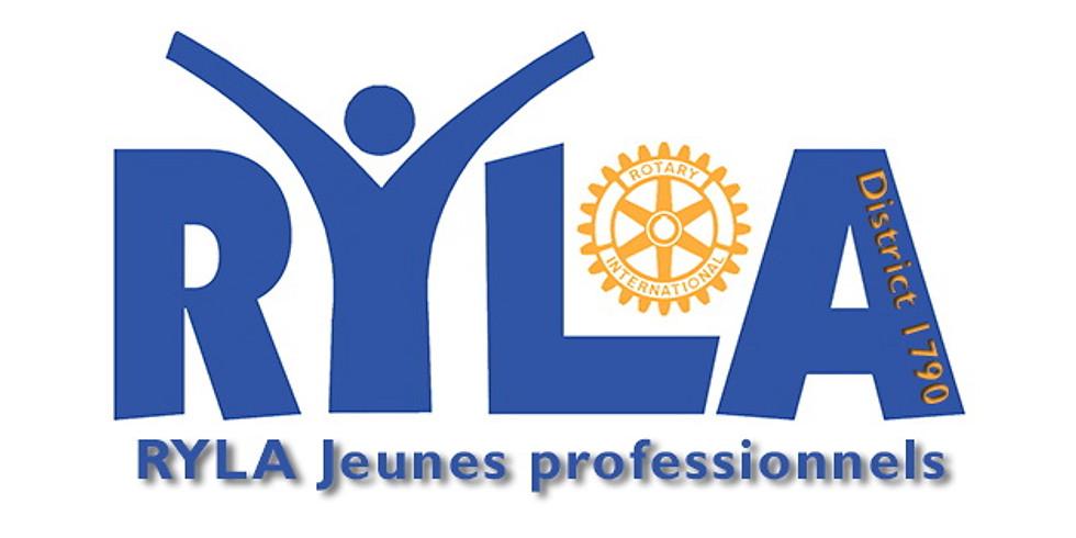 RYLA Jeunes Professionnels 2019