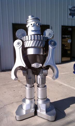 Chevron's Robot