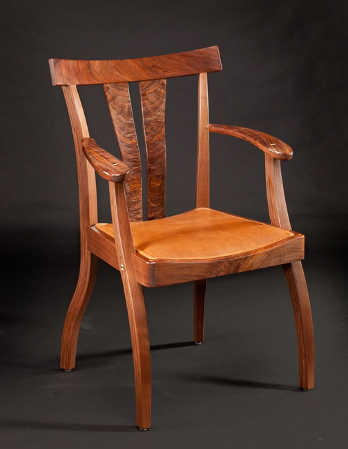 St Ansgar Desk Chair