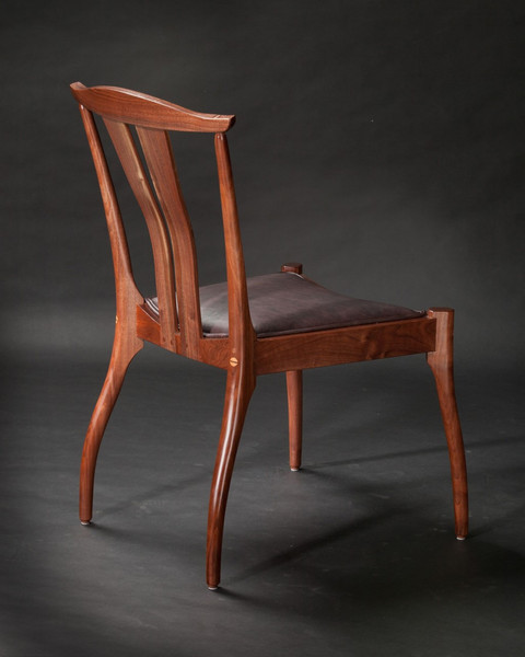 Aspen Leaf Side Chair
