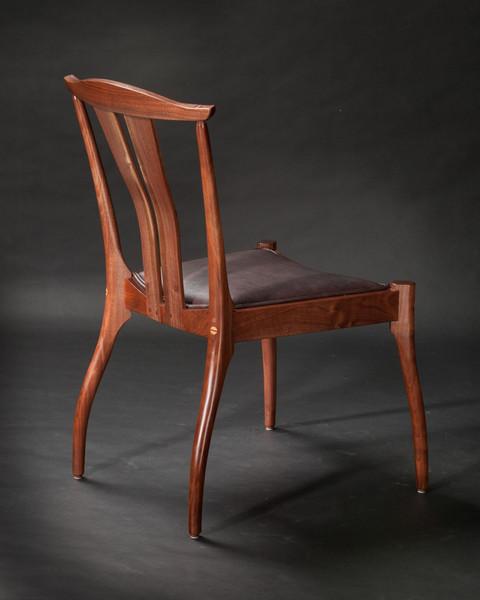 Aspen Leaf Side Chair