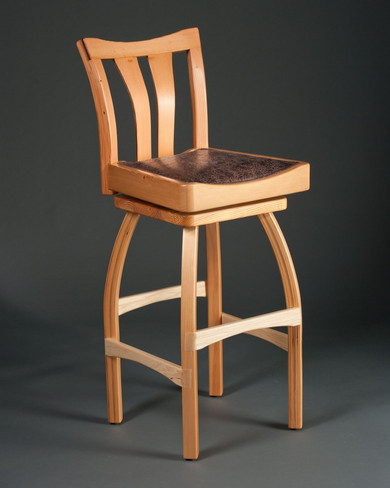 Cedar River Bar Chair