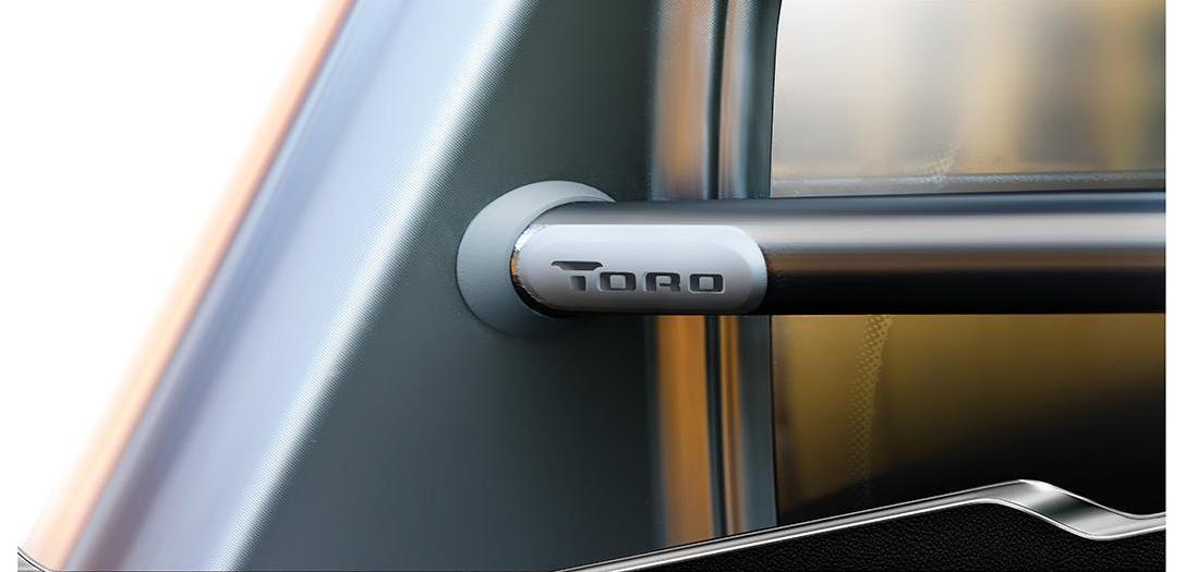 Grade de Vidro Fiat Toro