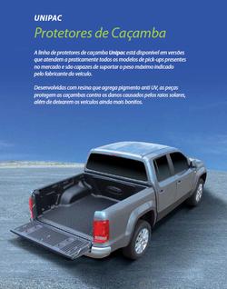 Protetor de Caçamba