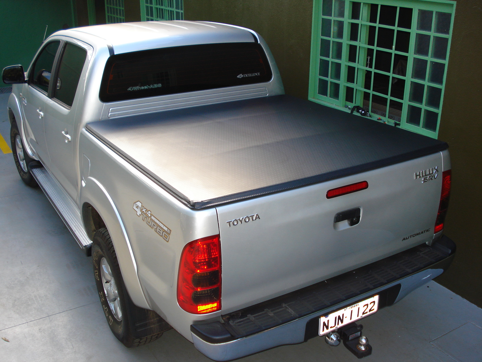 Hilux Cabine Dupla