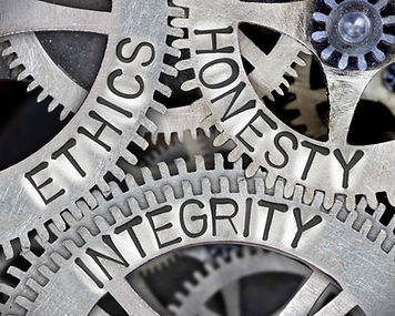 Ethics, Honesty and Integrity