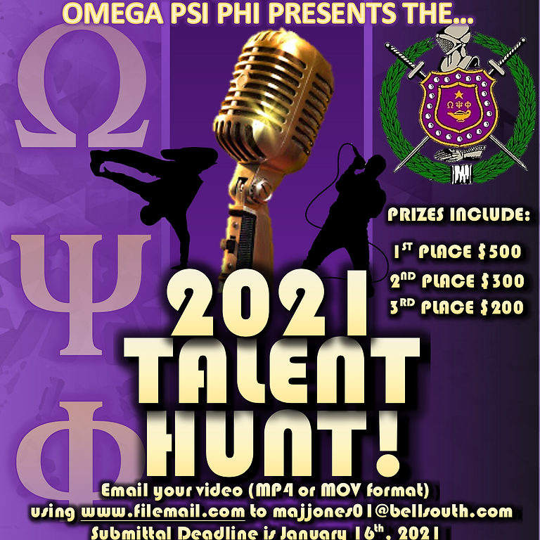Virtual Talent Hunt Competition