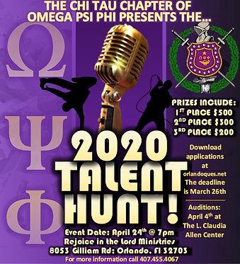 2020 Talent Hunt Flyer.jpg