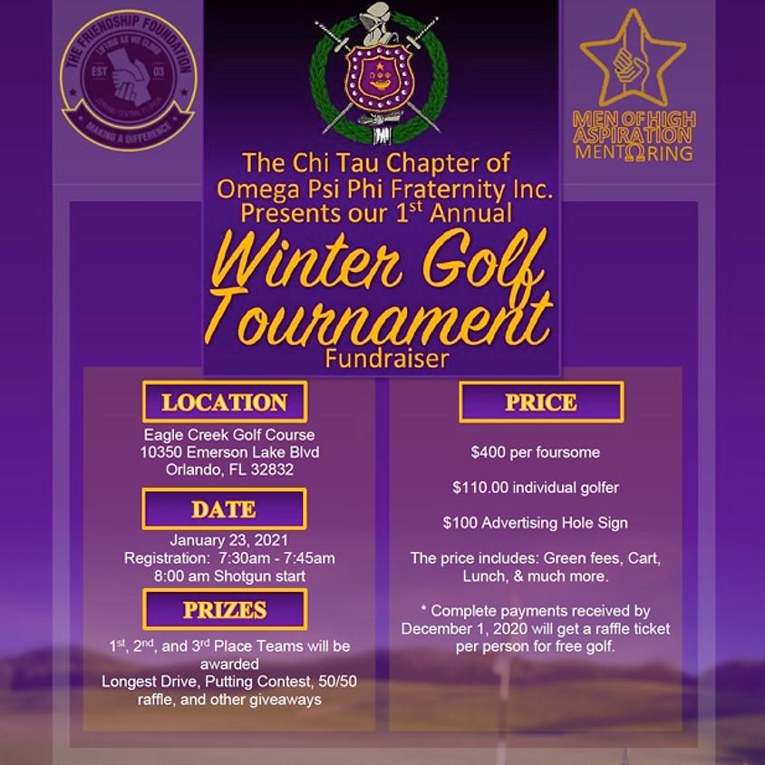 Winter Golf Tournament