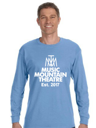 Long Sleeve 1 Color T-Shirt