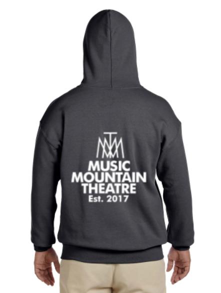 MMT 1 Color Pullover Hoodie