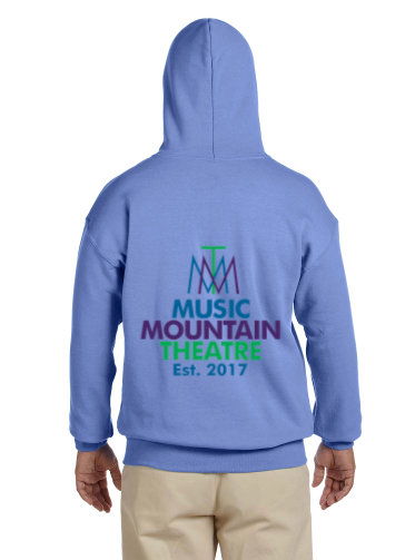 Full Color Pullover Hoodie