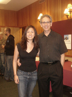 with Jerry Grossman, cello