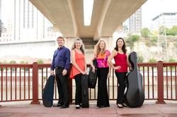Artaria String Quartet, 2017