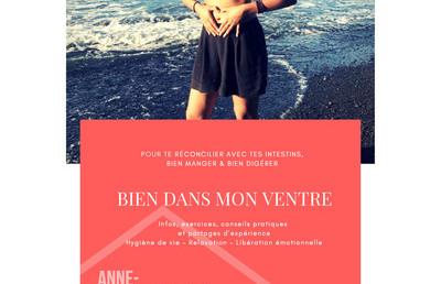 """""""Bien dans mon VENTRE"""" d'Anne Claire Meret"""