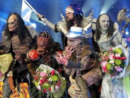 Lordi To Release Seven Albums In October!