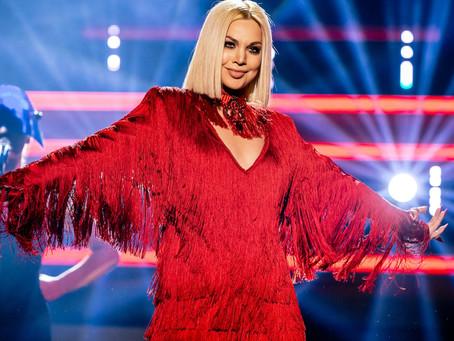 Spotlight on Samanta Tina - Latvia 2020/21