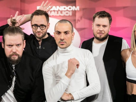 The Roop Will Perform At German Eurovision Show!