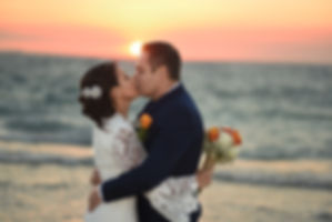Sunset Wedding Cottesloe | Happy Heart Celebrations