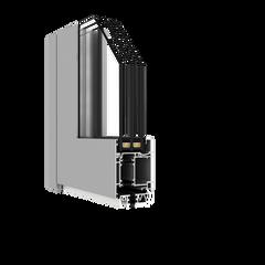DA-65 Door Profile