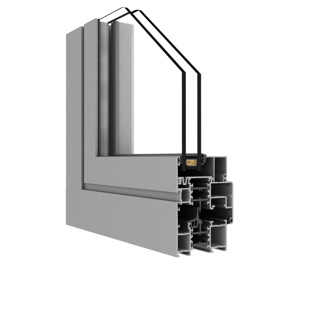 DA-65 Window Profile