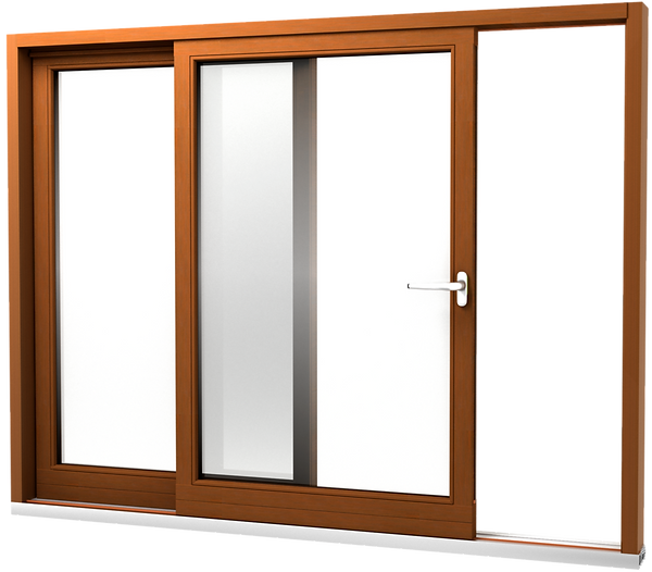 Wood Lift & Sliding Door