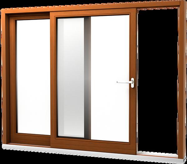 Wood Lift & Sliding Door