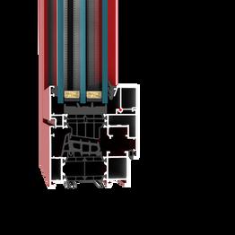 DA-77  Color / RAL3003