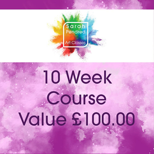 10 Week Course Voucher