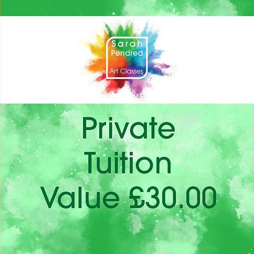 Private Tuition Voucher