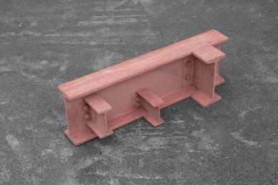 Wooden Girder No.03