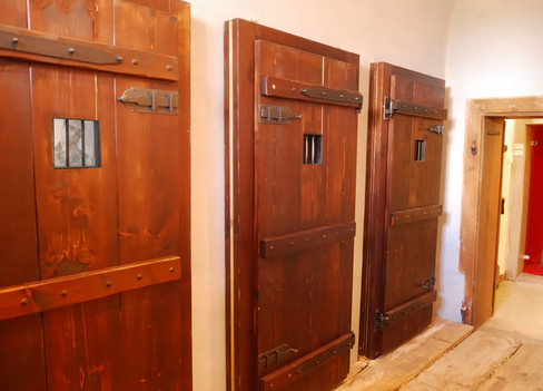 Prison doors for Museum in Austria.jpg