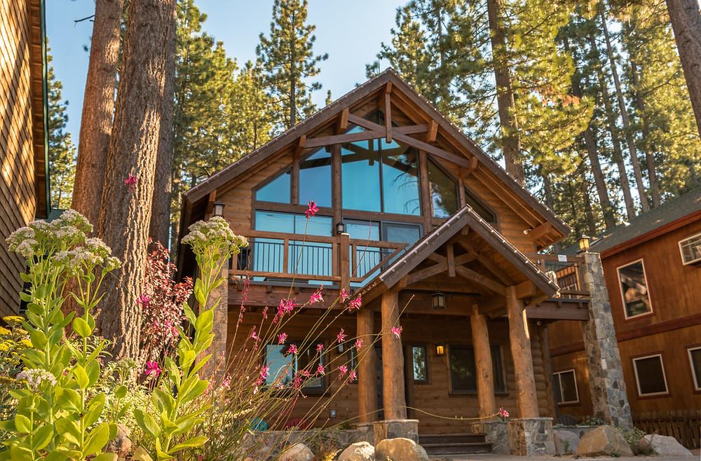 Famous Cabin - Lake Tahoe Luxury Vacation Rental