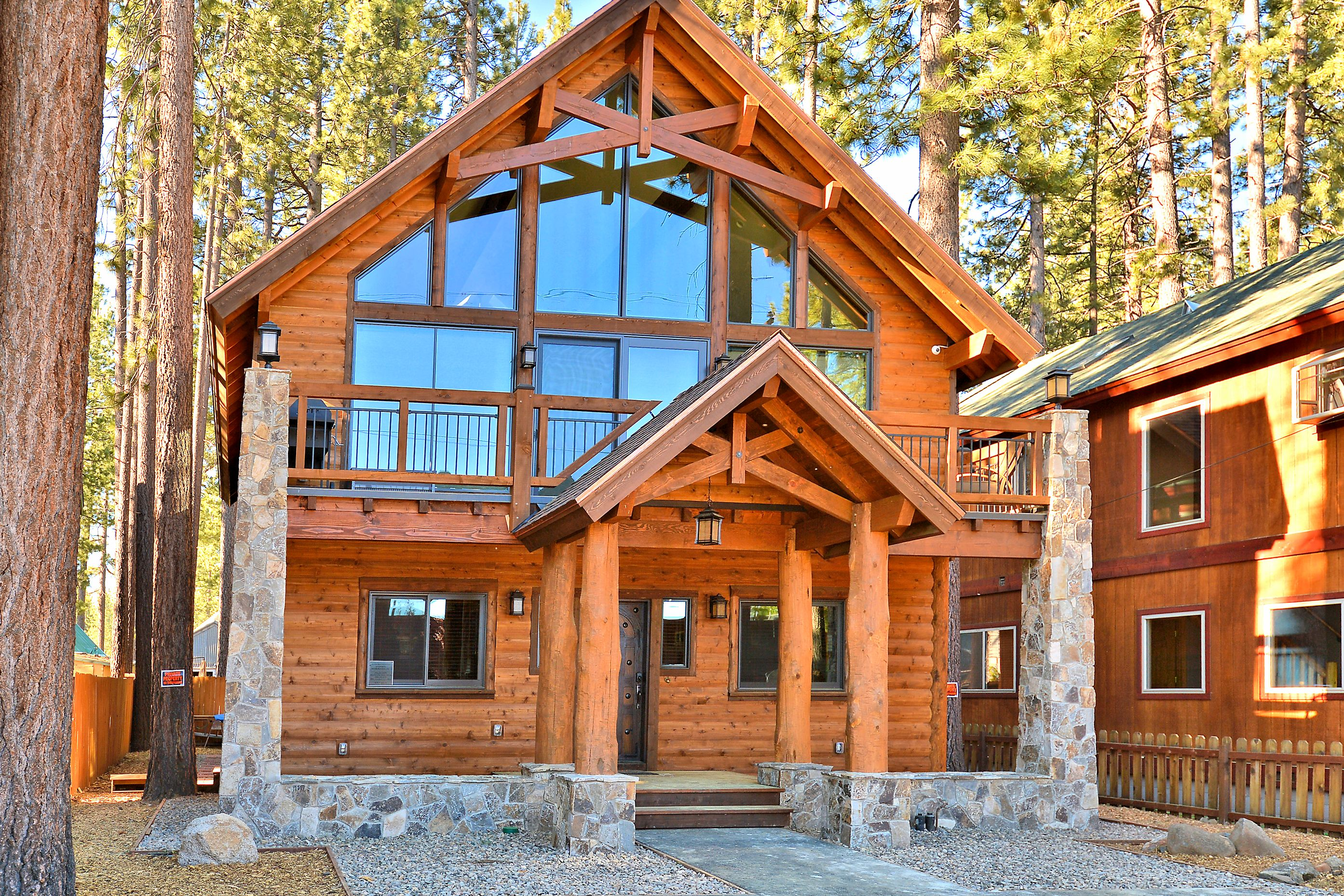 Introducing The Newest Luxury Vacation Rental In South Lake Tahoe! | Famous  Cabin | Lake Tahoe Luxury Vacation Rental