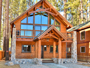 Introducing the newest luxury vacation rental in South Lake Tahoe!