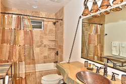 Middle Level Guest Bathroom