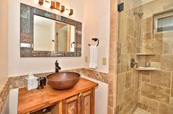 Main Level Guest Bathroom