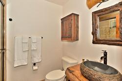 Middle Level Master Bathroom