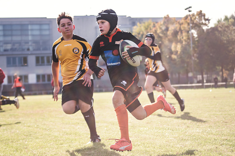 Una domenica con il Rugby | Lifestyle photography session