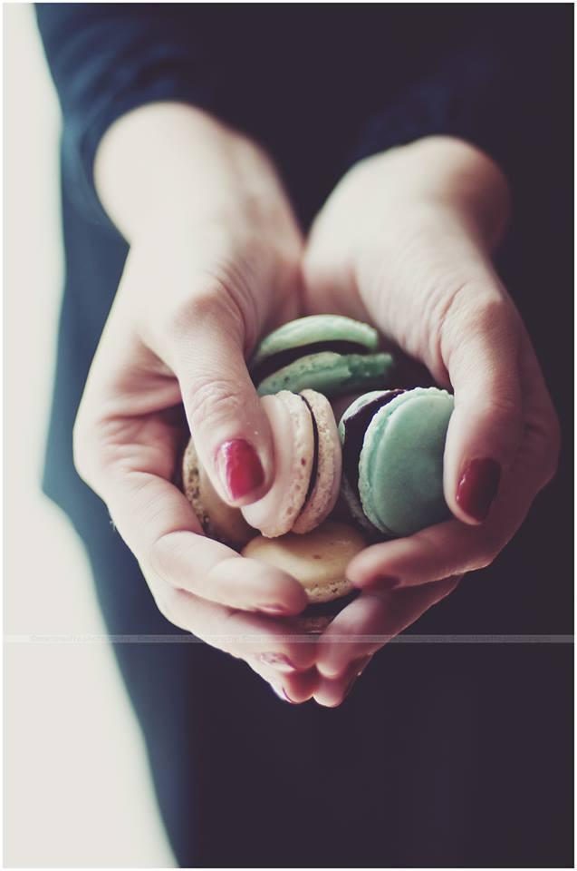 Macarons - Food Photography