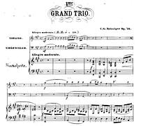 Reissiger Piano Trios