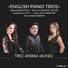 New CD - English Piano Trios