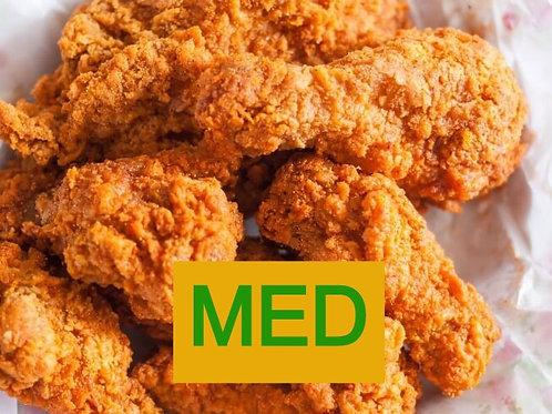 FRIED CHICKEN (MED)