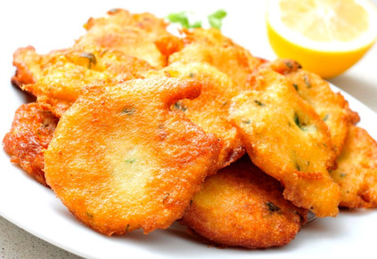 Simple-Jamaican-Saltfish-Fritters-Recipe